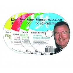 Pack Education CD